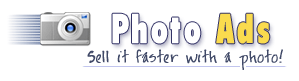 photo ads - Sell it fast with a photo